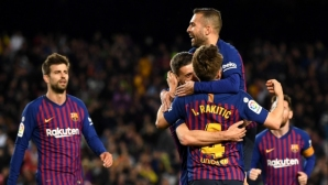 Защитници блестят за Барса срещу Реал Сосиедад