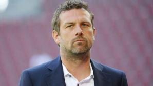 Щутгарт уволни треньора след унижението с 0:6 от Аугсбург