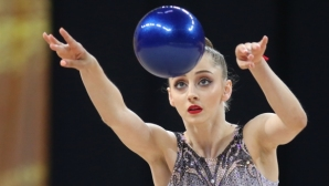 Боряна Калейн с ново сребро от Световната купа в Ташкент