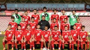 Георги Димитров вкара пет гола за ЦСКА-София U14