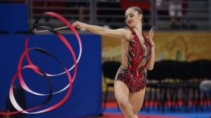 Четири сребърни медала за българските гимнастички от Световната купа в Ташкент