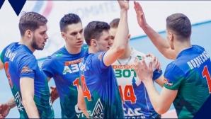 Кузбас на победа от финал в Русия