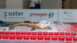 6 рекорда в последния ден на ДП по плуване в София