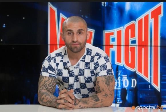 Григор Саруханян: Ще се бия докрай в Max Fight 42