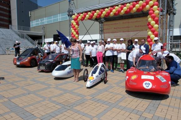 Shell България обявява национален конкурс в подкрепа на българските отбори в Shell Eco-marathon