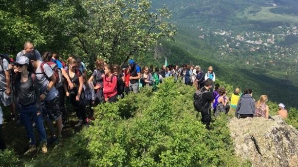 Изкачване на Копитото в памет на Боян Петров