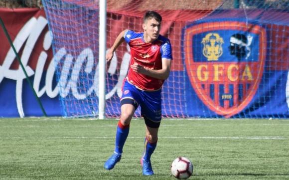 Млад българин чака дебют в Лига 2