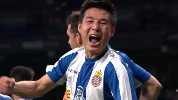 Милиони китайци ревнаха за гол, но Еспаньол не успя да победи