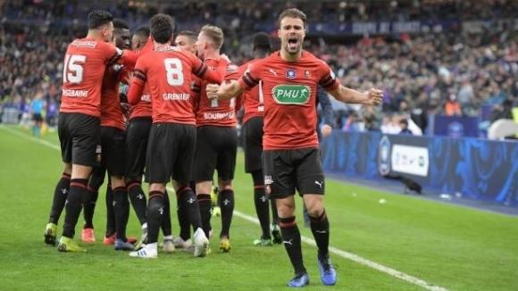 Рен разплака ПСЖ и триумфира с Купата на Франция
