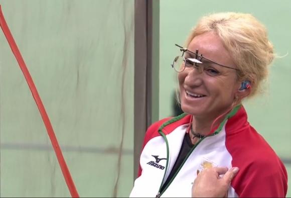 Голям успех! Мария Гроздева спечели Световната купа на 25 метра спортен пистолет (видео + снимки)