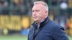 В Ботев обмислят нов договор за Николай Киров