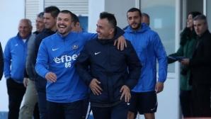 Няколко играчи се завръщат за Левски