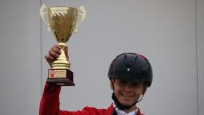 """Над 160 коня се впуснаха в първия турнир от Лига """"Краси"""""""