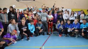 Над 280 участници на Националния шампионат за деца и младежи в риск