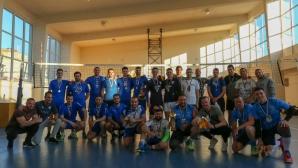 """Аматьорите"" спечелиха благотворителния турнир"