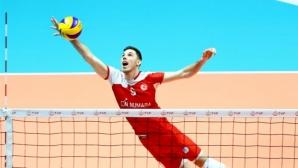 Георги Сеганов и Малийе на 5-ото място в Турция