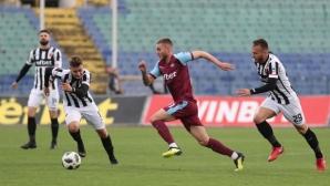 Септември (Сф) - Локомотив (Пд) 0:0, два големи пропуска на домакините до 10-ата минута