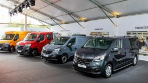 Какво ново в лекотоварната гама на Renault