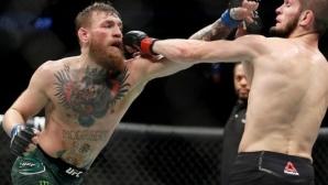 Босът на UFC: Конър и Хабиб никога няма да бъдат приятели