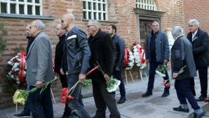 Футболната общественост се прощава с Краси Безински