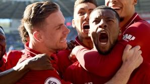 Ливърпул ще играе три контроли през юли на емблематични стадиони в САЩ