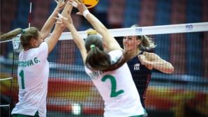 Волейболистките на България ще играят на олимпийска квалификация в САЩ