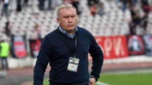 Николай Киров: Момчетата бяха перфектни, чака ни незабравим финал!
