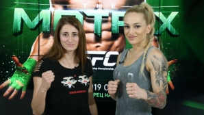 Албена Ситнилска, Теодора Кирилова и Георги Анадолов гости на Sportal TV преди SFC 8 - The Matrix