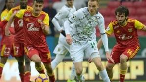Костадинов: Можехме да вкараме поне 5 гола на Спартак