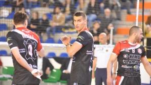 Гордан Люцканов и Санта Кроче на полуфинали в Италия