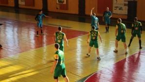 Добруджа се класира за финала на мъжкото хандбално първенство