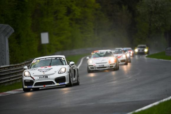 Overdrive Racing и Павел Лефтеров с първо място във VLN сериите на Нюрбургринг