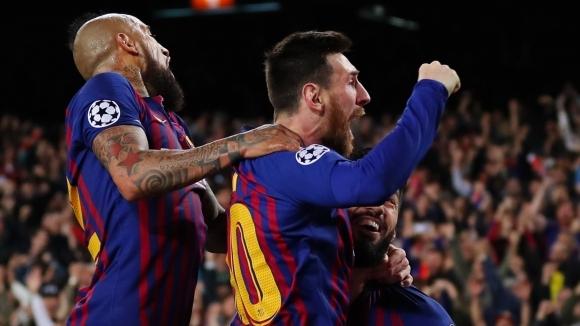 На Барса почти всичко се получи, на Ливърпул - почти нищо, каталунците гледат към Мадрид след 3:0 (видео+галерия)