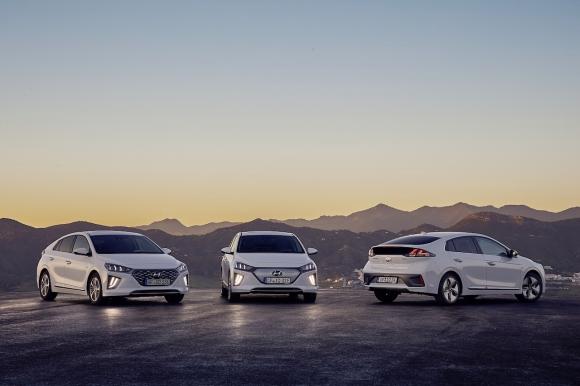 Новият IONIQ: Еко моделът на Hyundai с редица нови подобрения