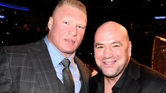 Леснар искал прекалено голяма сума от UFC за завръщането си в ММА