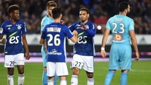 Марсилия изпуска влака за Лига Европа