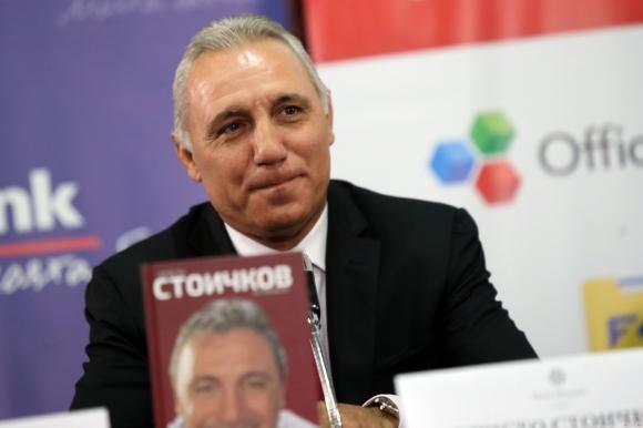 Според Стоичков Ман Сити няма да изпусне титлата