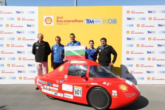 Дискордиа е официалният превозвач на българските отбори в Shell Eco-marathon Европа 2019