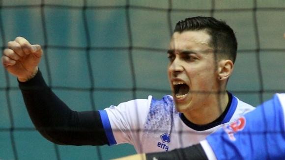 Ивайло Лалов: Националният отбор е целта на всеки състезател