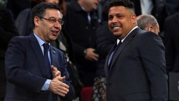 Роналдо против идеята за Суперлига