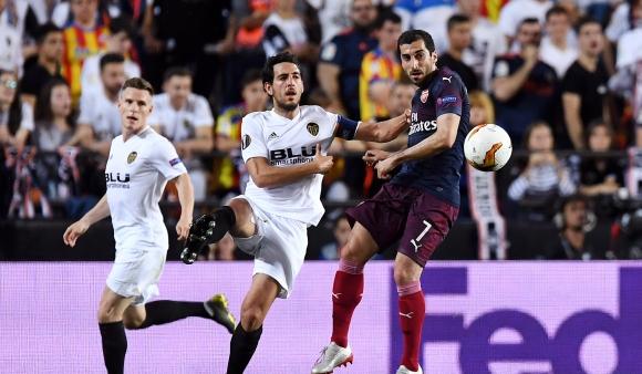Арсенал поиска гаранции за сигурността на Мхитарян