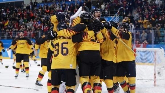 Германия срази новака Великобритания на Световното по хокей