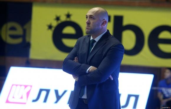 Небойша Видич: Загубихме мача в първото полувреме