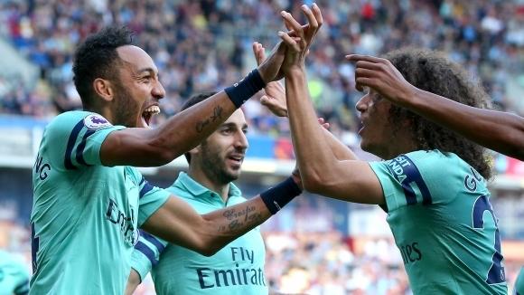 """Чудото за Арсенал не се случи, малка утеха за """"топчиите"""" заради Обамеянг"""