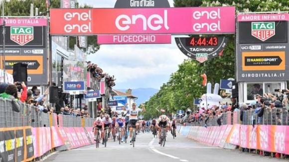 Паскал Акерман спечели втория етап на обиколката на...