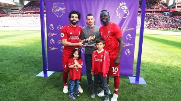 Тримата най-добри футболисти на Африка си поделиха голмайсторския приз в Премиър лийг