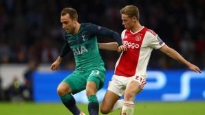 Де Йонг: И двата отбора заслужаваха да стигнат до финала