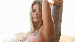 UFC състезателка на корицата на Sports Illustrated (видео + снимки)