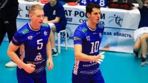Светослав Гоцев напуска руския Динамо-ЛО, може да премине в Шомон