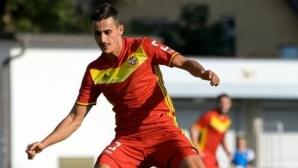 Костадинов с голямо постижение в мача с Анжи
